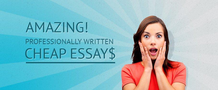 Cheap Essays